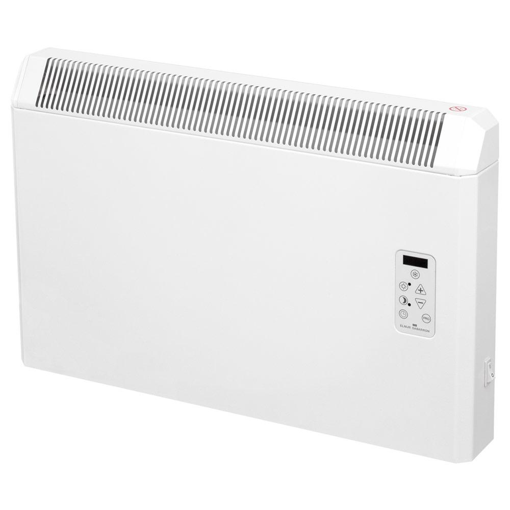convector para calentar dormitorios, baños, cocinas u otras áreas donde no se requiera calefacción constante.